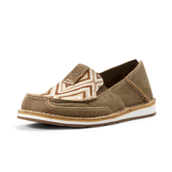 Ariat womens cruiser tan aztec print