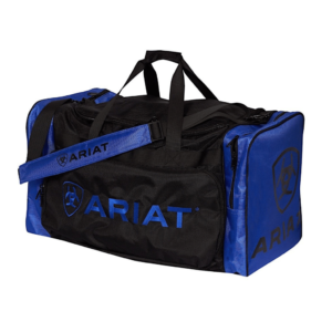 Ariat Junior Royal Blue and Black Gear Bag