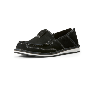 BLack ariat womens cruiser comfy casual shoes