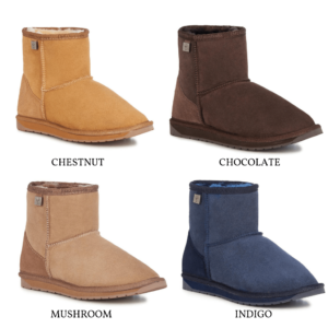Emu Sheepskin Stinger Mini Ugg Boot style