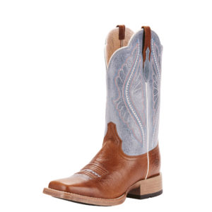 Ariat Womens wide square toe primetime boot