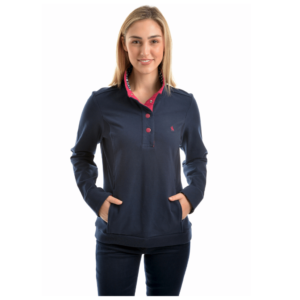 Womens thomas cook rugby with front pockets