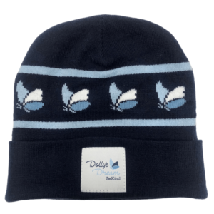 Dolly's Dream Beanie Front View