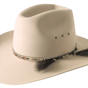 Akubra Stoney Creek Felt Hat Light Sand