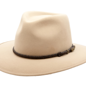 Akubra Traveller Felt Crushable Hat Sand
