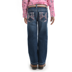 Pure Western Girls Holly Bootcut Jean - Twighlight