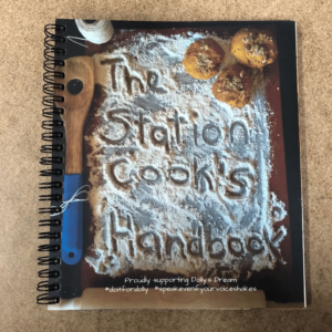 The Station Cook's Handbook great recipies